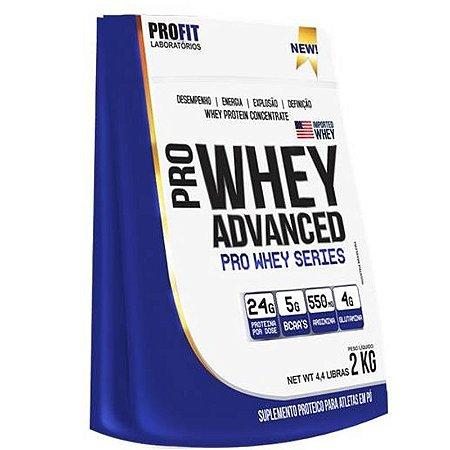 Pro Whey Advanced (2kg) - Profit