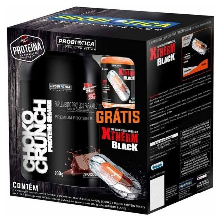 Choko Crunch (900g) - Probiotica [Gratis Xtherm]