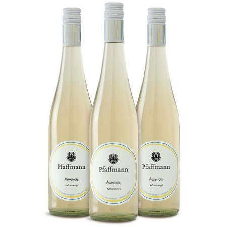 Kit Pfaffmann Auxerrois trocken com 3 garrafas