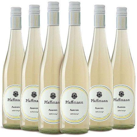 Kit Pfaffmann Auxerrois trocken com 6 garrafas