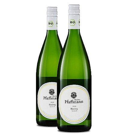Kit com 2 garrafas de Pfaffmann Riesling off dry