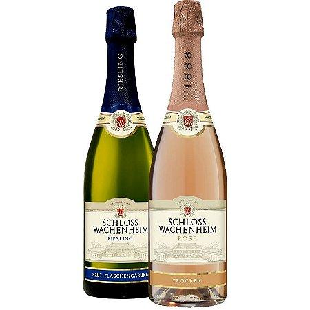 Kit Especial Sekt: Espumantes de Riesling e Pinot Noir
