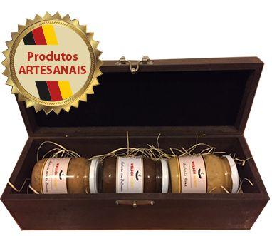 Kit Mostardas Artesanais