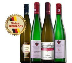 kit vinhos premiados