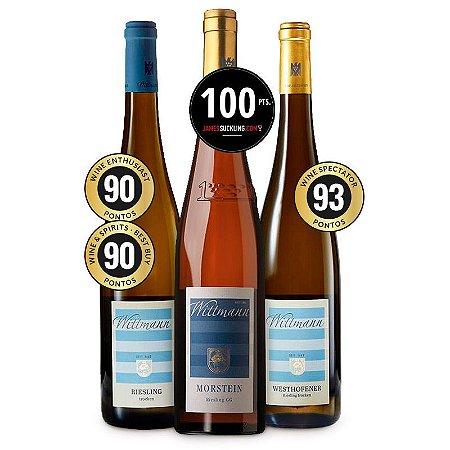 Kit Premiados Wittmann com 3 garrafas