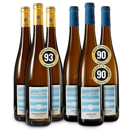 Kit Premiados Wittmann com 6 garrafas