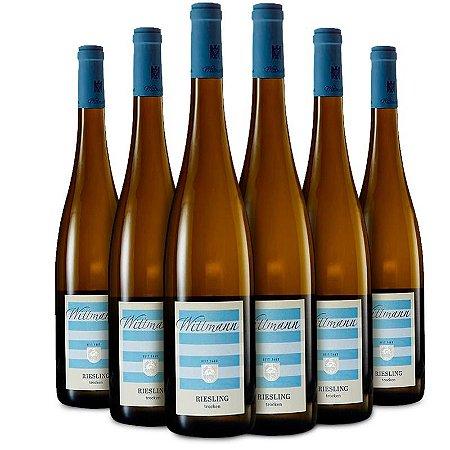 Kit especial com 6 garrafas de 93 pts. JS - Wittmann Gutswein Riesling trocken