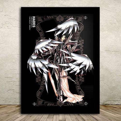 Poster com Moldura - Imperador Hades