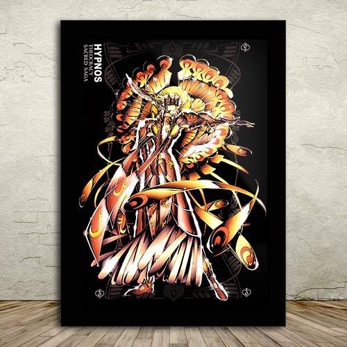 Poster com Moldura - Hypnos Deus do Sono