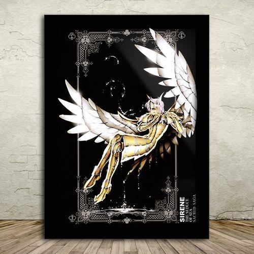 Poster com Moldura - Sorento de Sirene