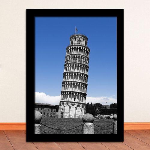 """Quadro -  Itália """"Torre de Pisa"""""""