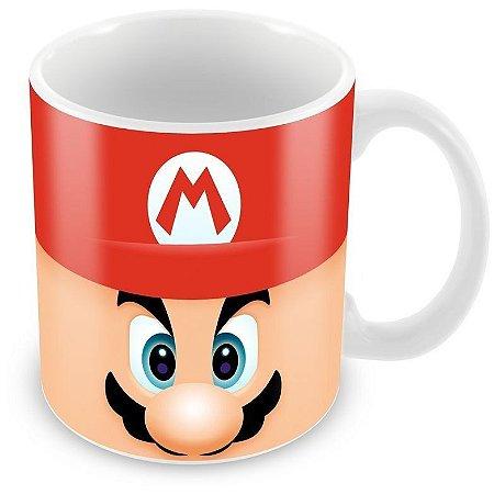Caneca Geek Super Mario
