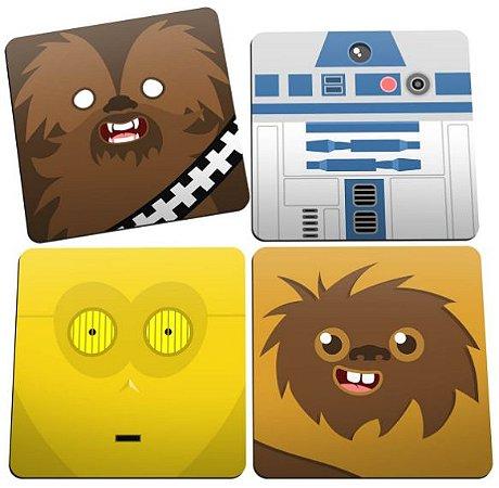 Porta Copos - Geek Star Wars