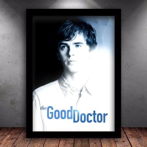 Poster com Moldura - The Good Doctor