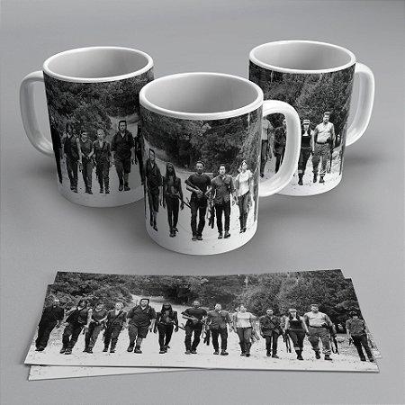 Caneca Personagens The Walking Dead