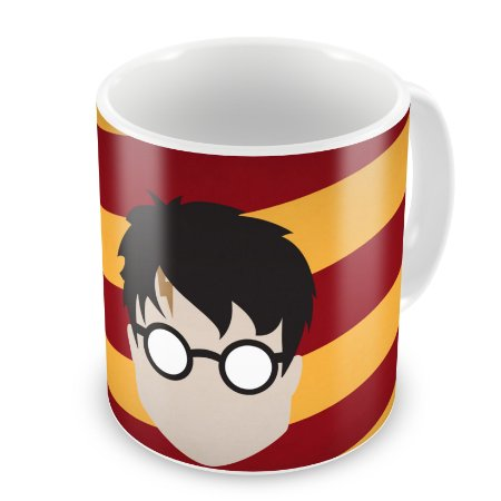 Caneca Geek Harry Potter