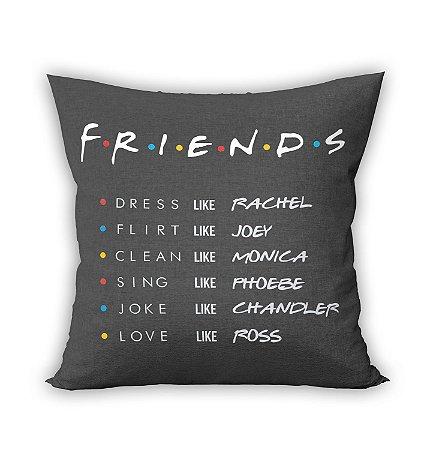 Almofada - Friends Like