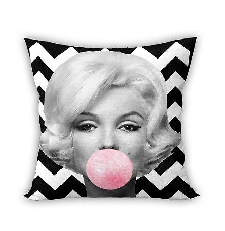 Almofada - Marilyn Monroe Bubble Gum