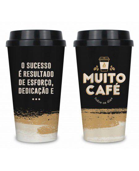 Copo Bucks - Muito Café 550 ML
