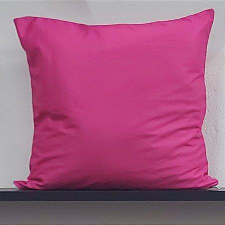 Almofada Lisa - Rosa Pink