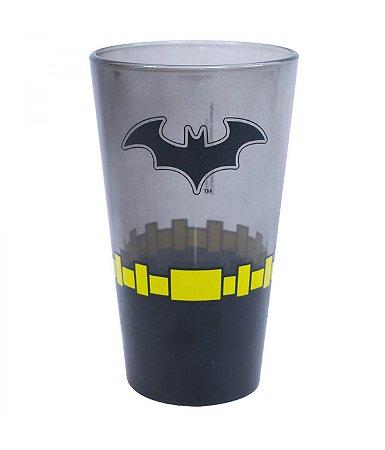 Copo De Vidro - Batman 450 ml Liga Da Justiça