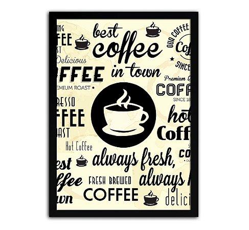 Quadro - Cantinho Do Café Coffee