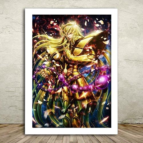 Poster com Moldura - Shaka de Virgem