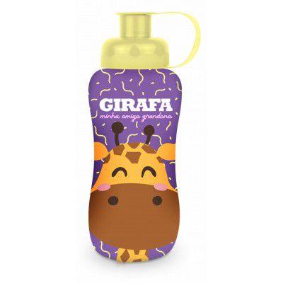 Squeeze Infantil Tema Girafa