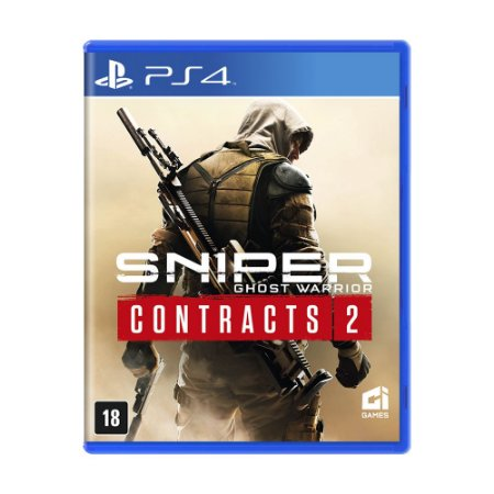 Jogo Sniper Ghost Warrior Contracts 2 - PS4
