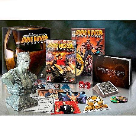 Jogo Duke Nukem Forever: Balls of Steel Edition - PS3