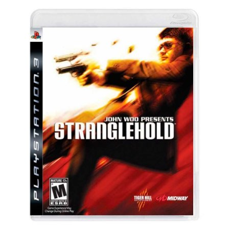 Jogo John Woo Presents: Stranglehold - PS3