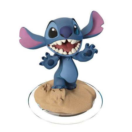 Boneco Disney Infinity 2.0: Stitch - Multiplataforma