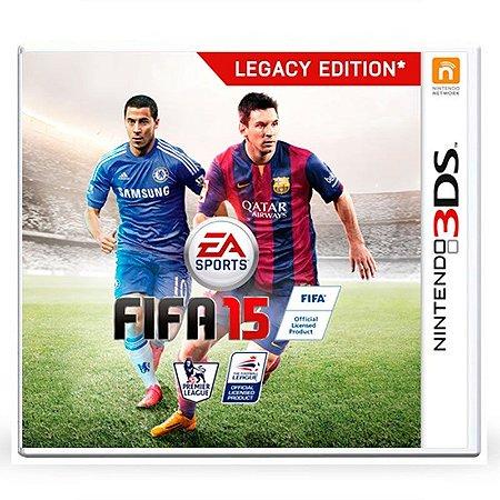 Jogo FIFA 15 - 3DS