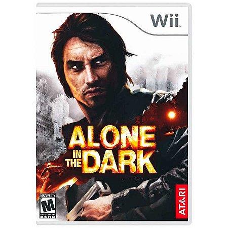 Jogo Alone in the Dark - Wii