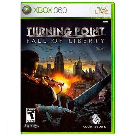 Jogo Turning Point: Fall of Liberty - Xbox 360