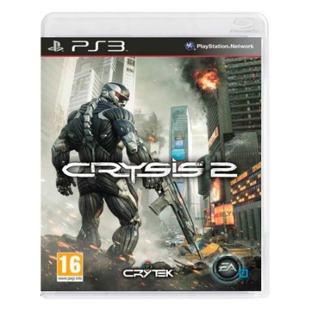 Jogo Crysis 2 - PS3