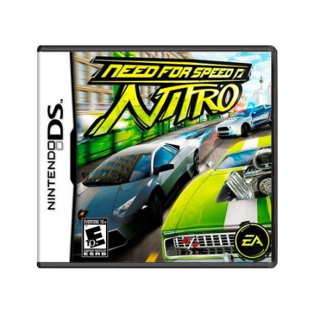 Jogo Need for Speed: Nitro - DS
