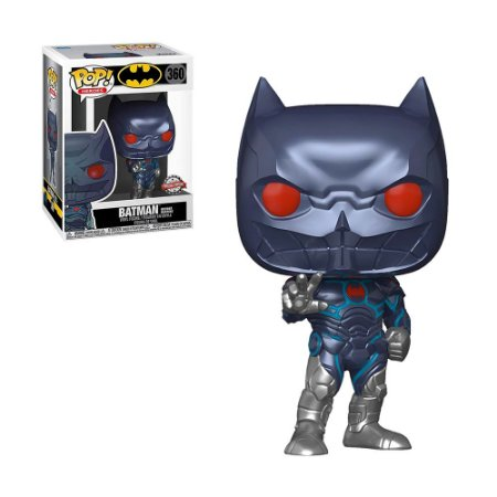 Boneco Batman Murder Machine 360 Batman (Special Edition) - Funko Pop!