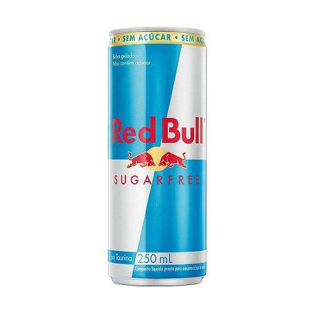 Red Bull Energy Drink Sugar Free 250ml
