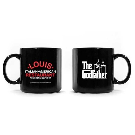 Caneca The Godfather Restaurante Louis - Studio Geek