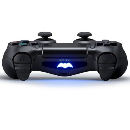 Adesivo para Light Bar Batman Logo (Batman vs Superman) - Dualshock 4
