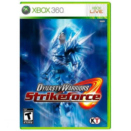 Jogo Dynasty Warriors: Strikeforce - Xbox 360