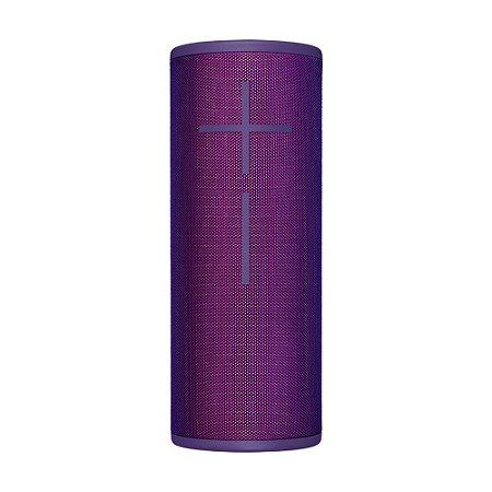 Caixa de Som Ultimate Ears Megaboom 3 Ultraviolet Purple 984-001399 Bluetooth