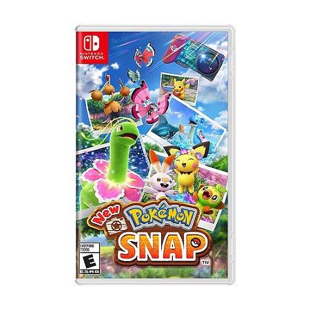 Jogo New Pokémon Snap - Switch