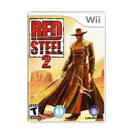 Jogo Red Steel 2 - Wii