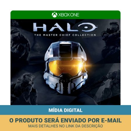 Jogo Halo: The Master Chief Collection (Mídia Digital) - Xbox One