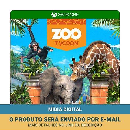 Jogo Zoo Tycoon (Mídia Digital) - Xbox One