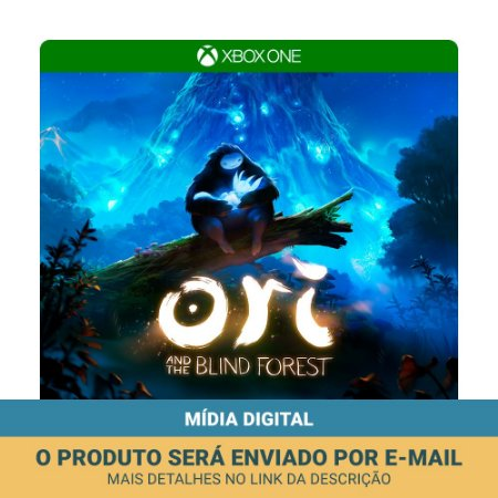 Jogo Ori and the Blind Forest (Mídia Digital) - Xbox One