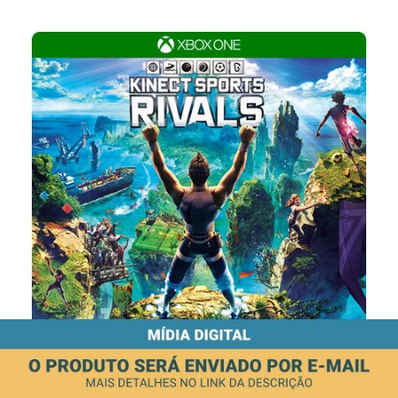 Jogo Kinect Sports Rivals (Mídia Digital) - Xbox One