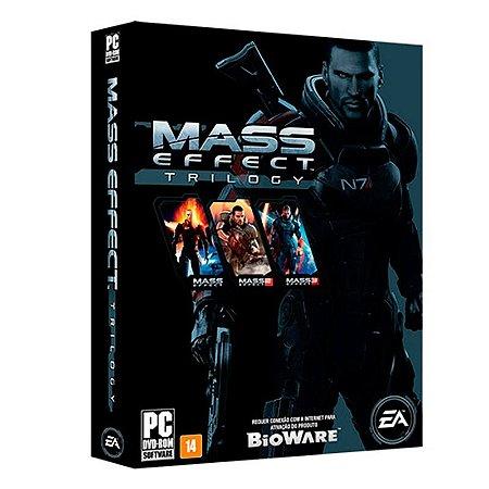 Jogo Mass Effect Trilogy - PC